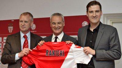 Claudio Ranieri nouvelle entraîneur de l'as Monaco