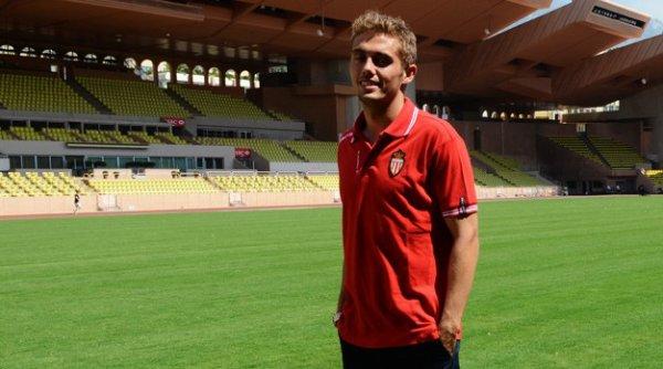 Jakob Poulsen a Monaco