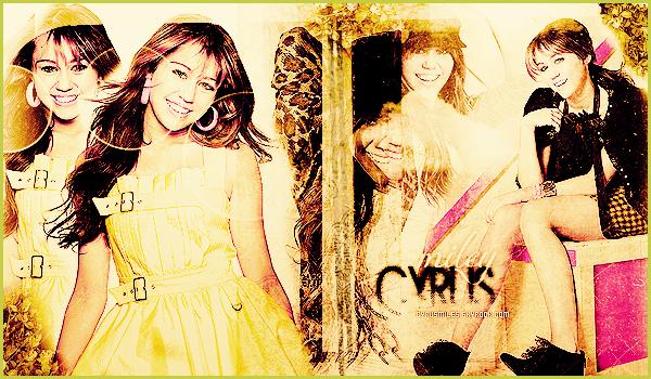 • Bienvenue sur CyrusMiles, ta source pour suivre toute l'actualité de Miley Ray Cyrus.