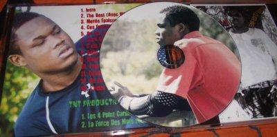 Album Enfant Perdu, sortie Le 7nov2010.