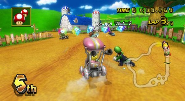 Test de Mario Kart Wii