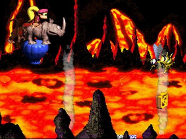 Test de Donkey Kong Country 2: Diddy's Kong Quest (SNES)