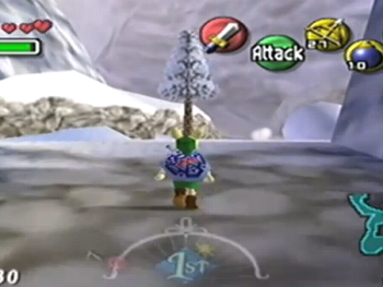 Test de The Legend of Zelda: Majora's Mask (N64)
