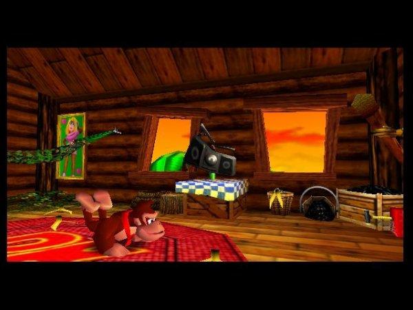 Test de Donkey Kong 64 sur Nintendo 64