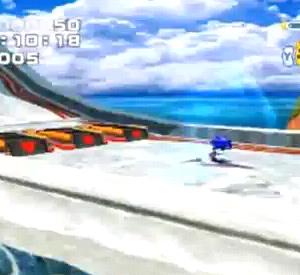 Test de Sonic Heroes