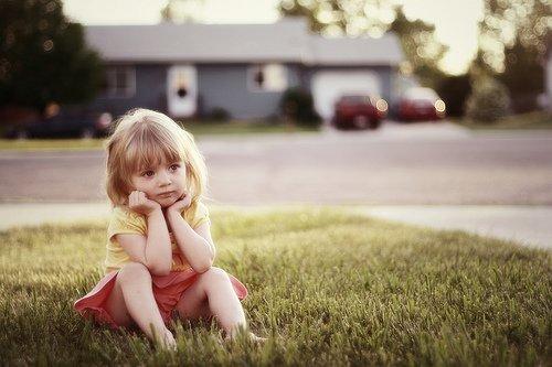 Un enfant est le plus grand cadeau..
