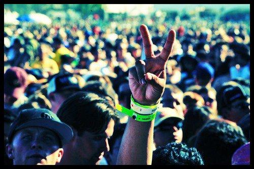Le dernier concert/festival auquel tu as assisté était ?