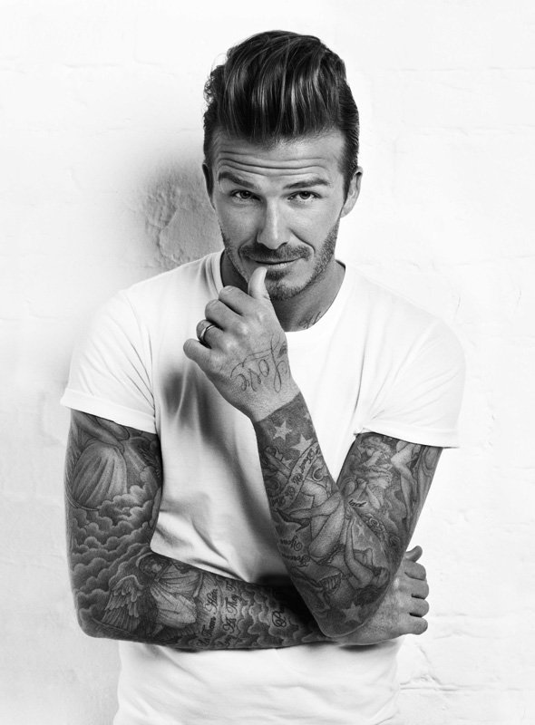 _ Duels _ David Beckham