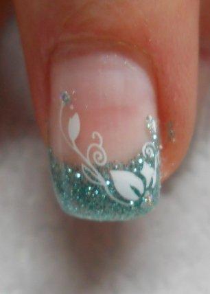 turquoize en fleur...