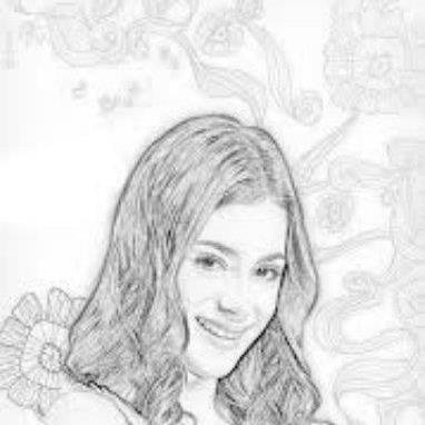 Violetta dessin