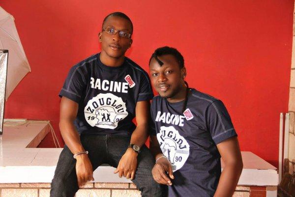 Le groupe « Racine » s`enracine dans le Zouglou   Le registre du Zouglou vient d'enregistrer un nouveau single dénommé «dansons ma misère ». C'est l'½uvre du groupe RACINE, un groupe de deux garçons piqués par le virus de la musique en milieu scolaire.   Il s'agit de GNAHOUA RICHARD (GUITTI) et AMON KOUAME EFFRIE Martial (MADISON) qui entendent faire carrière dans la musique. Dans leur single intitulé « dansons ma misère » ; ils incitent tous ceux qui sont dans de mauvaises postures à ne jamais se décourager parce qu'après la pluie, vient le beau temps. Le single a été arrangé par Nano Fouabi.