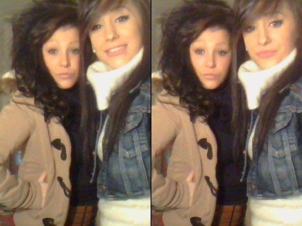 Minha irmã eu te amo ♥