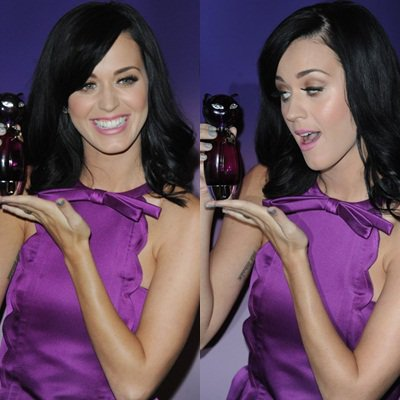 Katy Perry lance son parfum