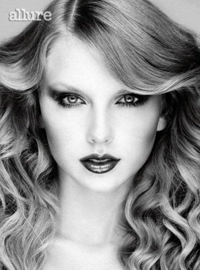 Taylor swift dans le magazine ALLURE