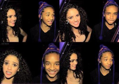 Madison Pettis And Jaden Smith Kissing Articles de Jad...