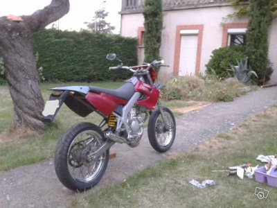 ma nouvelle moto =)