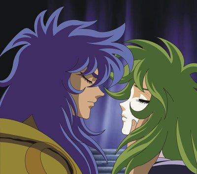 Milo et Shaina