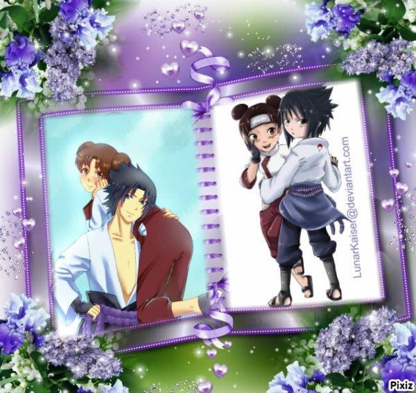 Sasuke Tenten