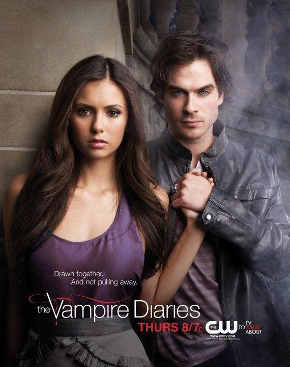 """Spoilers saison 4 de the vampire diaries : """" Le début du début"""" pour Damon et Elena ?"""