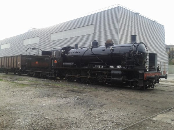 CFTLP Train limousin vapeur