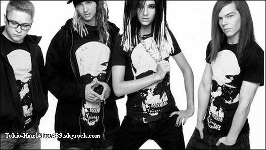 6 621  » Cambriolage dans la maison Tokio Hotel.