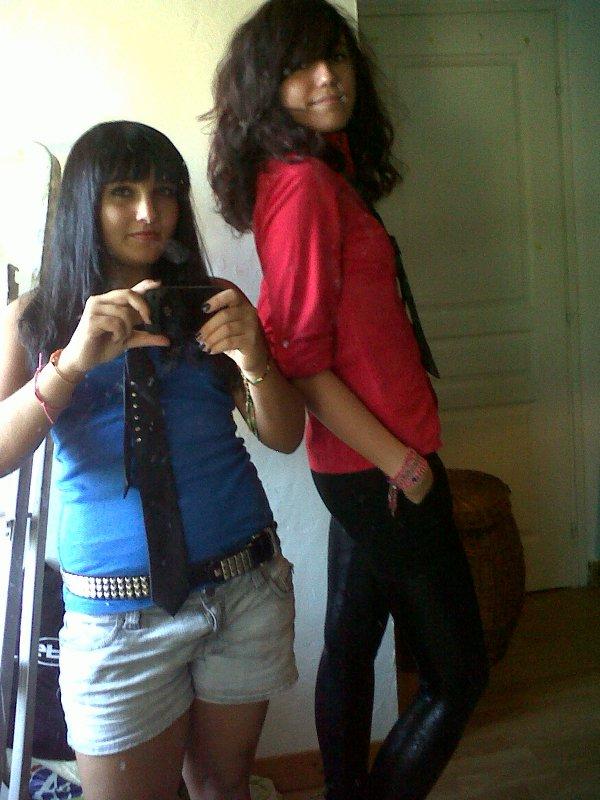 Moi et Axelle =)