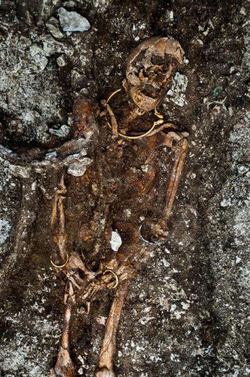 Découverte archéologique dans l'Aube