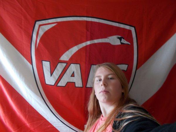 la ptite pause  suportrice du VAFC !!!