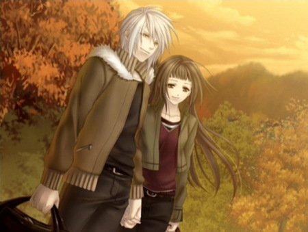 """Je ne suis PAS humain je le rappelle. Je n'ai pas la même perception de """"couple"""" que vous..."""