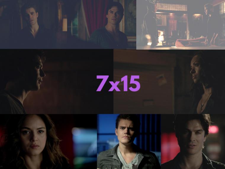 épisode 15 saison 7: