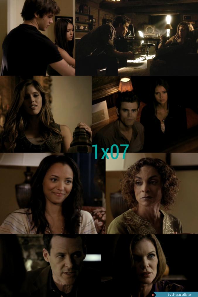 épisode 7 saison 1