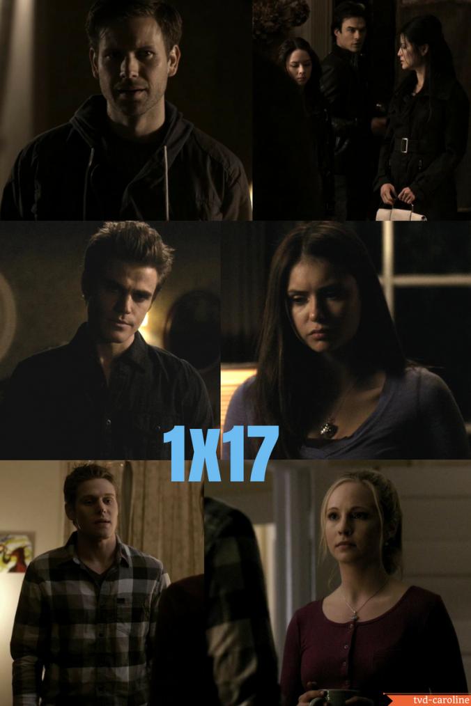 épisode 17 saison 1