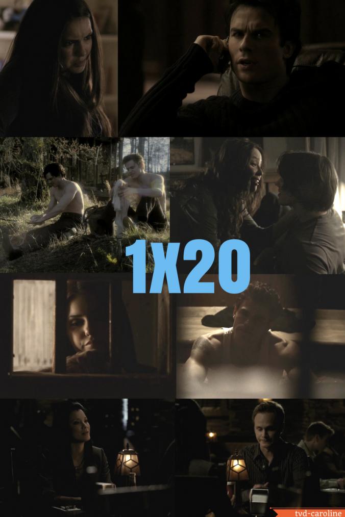 épisode 20 saison 1
