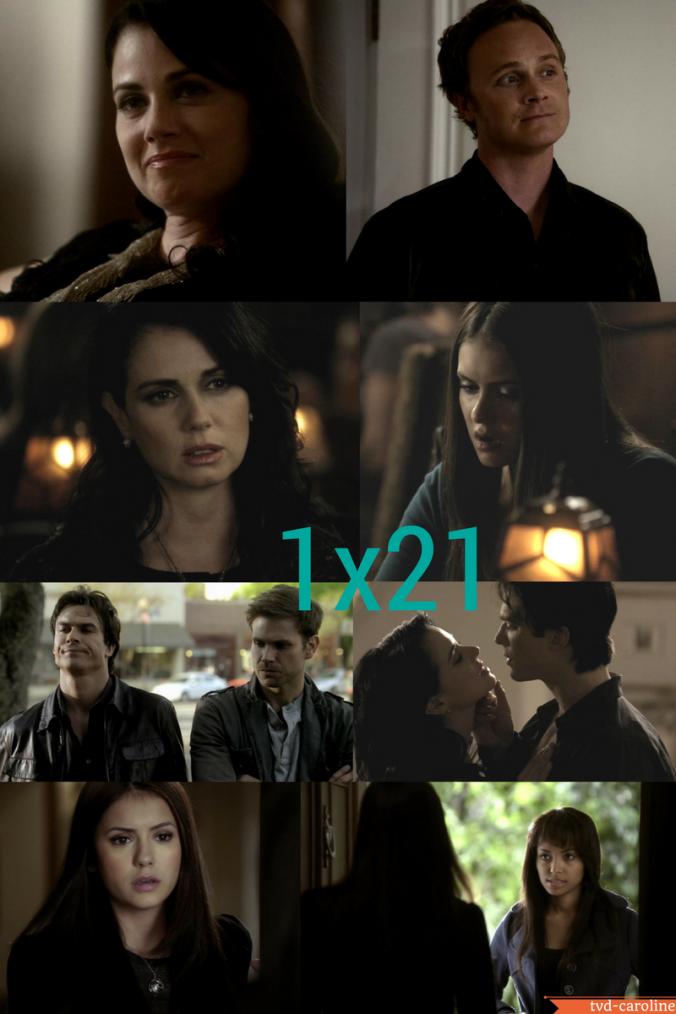 épisode 21 saison 1