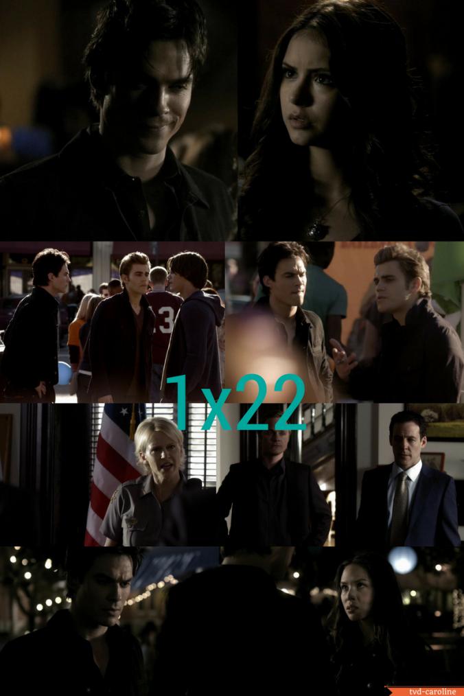 épisode 22 saison 1