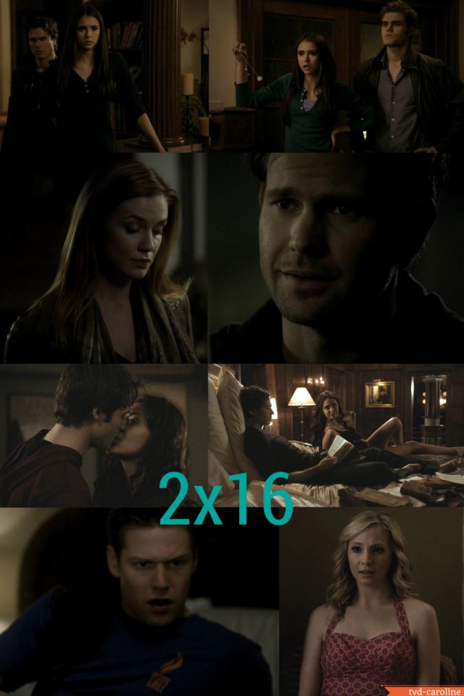 épisode 16 saison 2