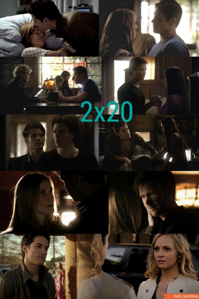 épisode 20 saison 2