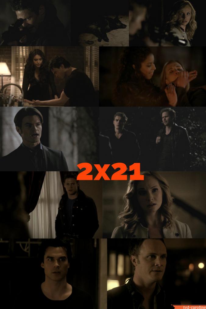 épisode 21 saison 2