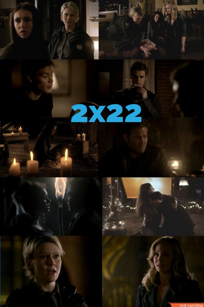 épisode 22 saison 2
