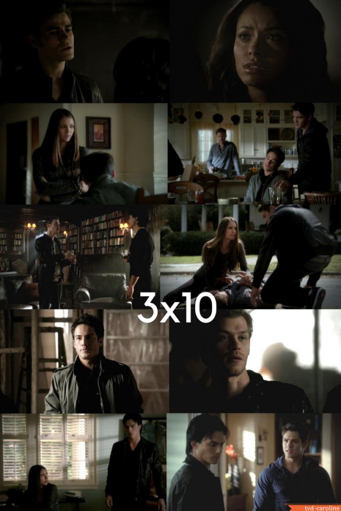 épisode 10 saison 3