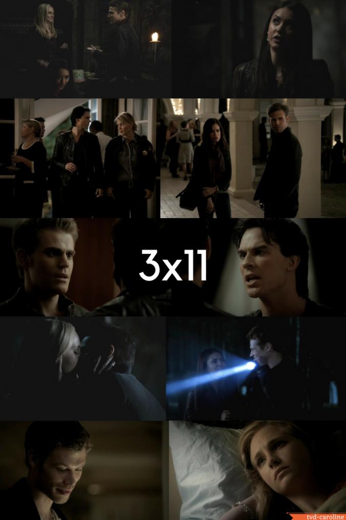épisode 11 saison 3