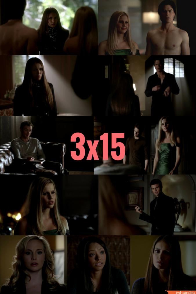 épisode 15 saison 3