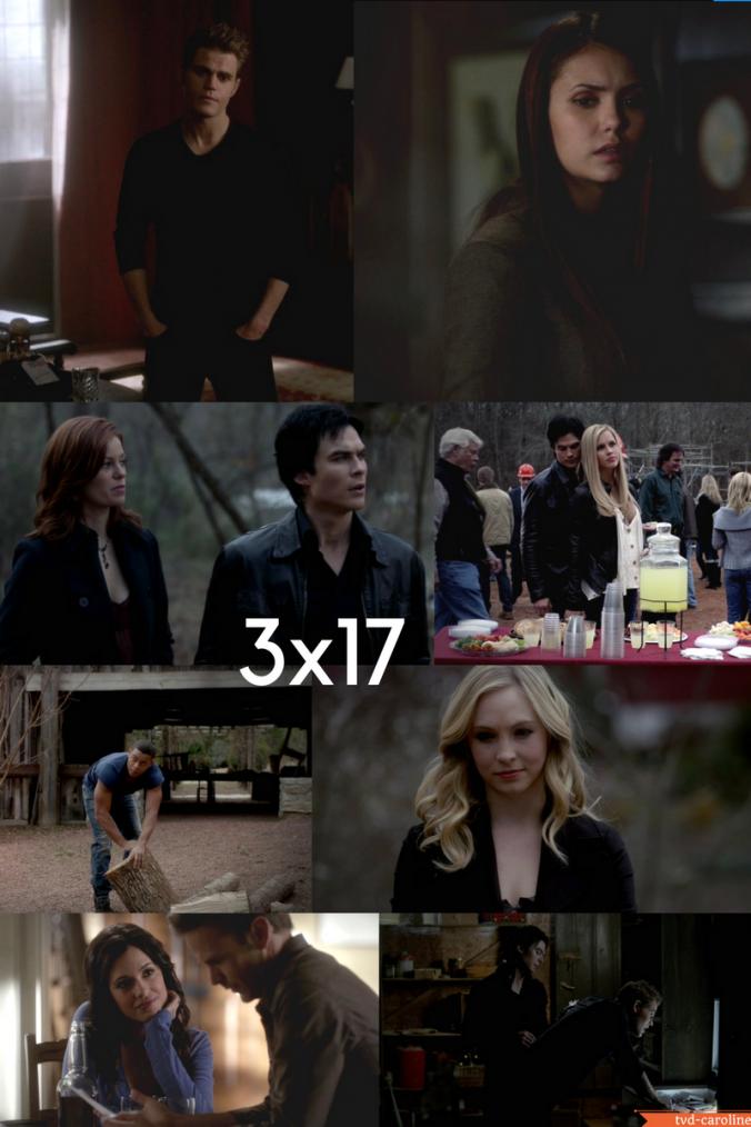 épisode 17 saison 3