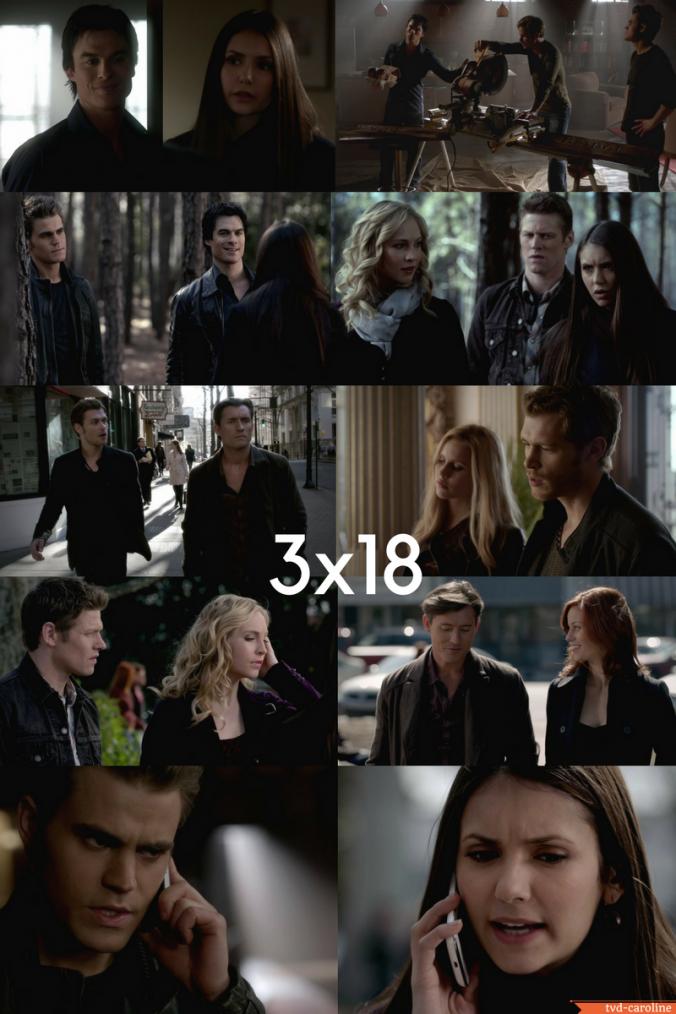 épisode 18 saison 3