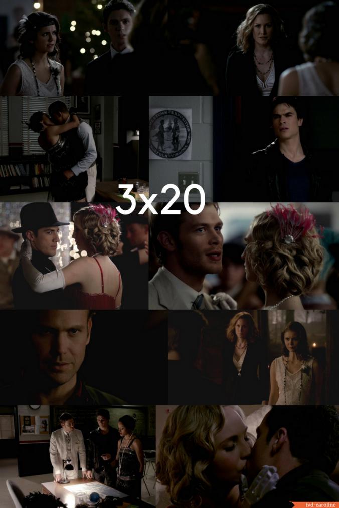 épisode 20 saison 3