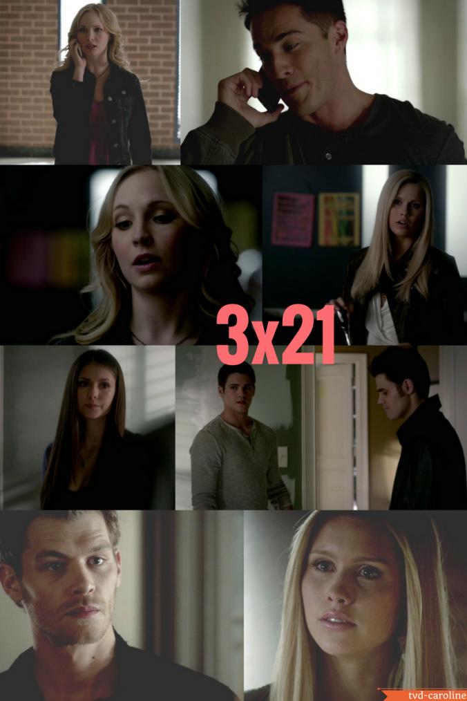 épisode 21 saison 3