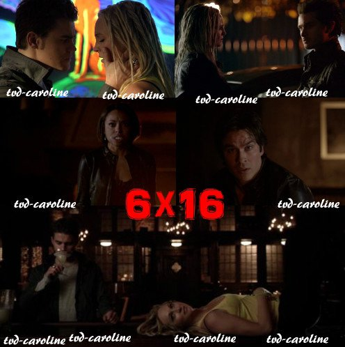 épisode 16 saison 6