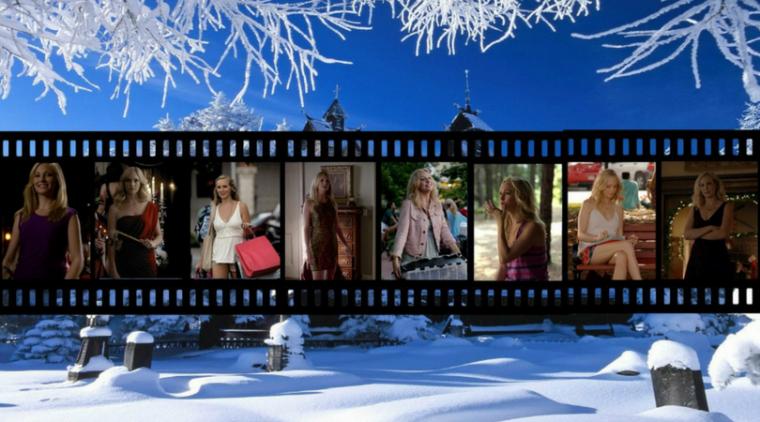 Caroline au fil des saisons