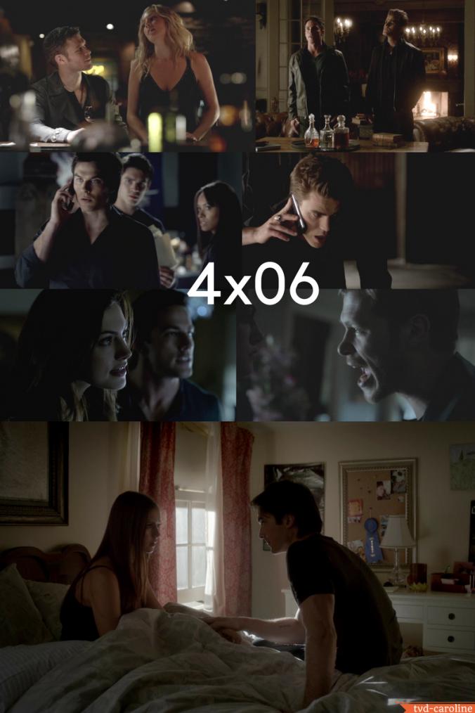 épisode 6 saison 4