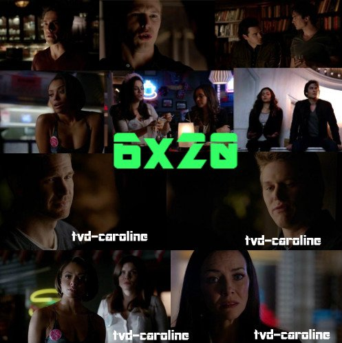 épisode 20 saison 6